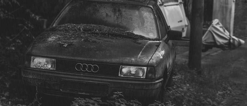 Histoire d'Audi